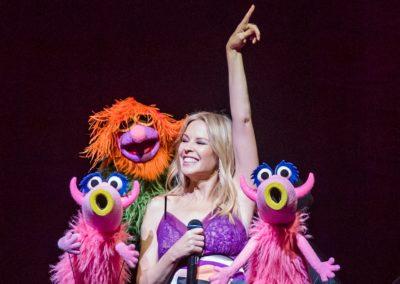 Muppets Take the O2