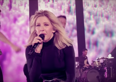 Ellie Goulding – Something in the Way You Move (Promo)