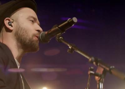 Justin Timberlake Live in London – Spotify