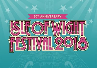 Isle of Wight Festival Directing – Broadcast Award 2019 Nominated!
