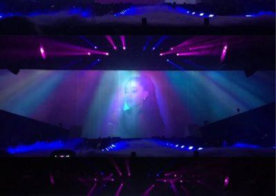 Arianna Grande – Dangerous Woman Tour Visuals