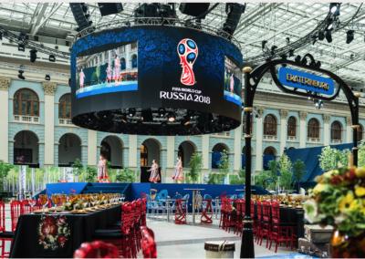 FIFA Congress Moscow 2018