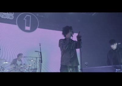 R1 Live Sessions Presents The 1975