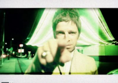 Noel Gallagher's High Flying BIrds TV Ad campaign