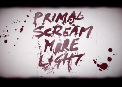 Primal Scream – More Light Advert