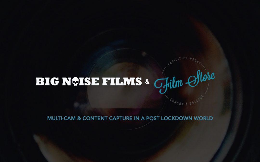 POST COVID LOCKDOWN FILMING